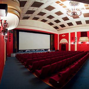 Кинотеатры Крапивинского