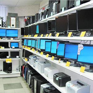 Компьютерные магазины Крапивинского