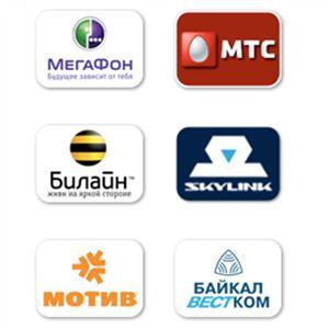 Операторы сотовой связи Крапивинского