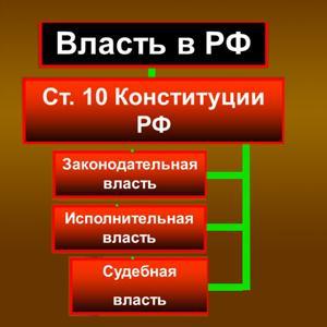 Органы власти Крапивинского