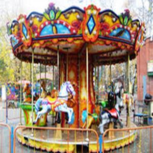 Парки культуры и отдыха Крапивинского