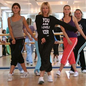 Школы танцев Крапивинского