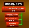 Органы власти в Крапивинском