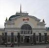 Железнодорожные вокзалы в Крапивинском
