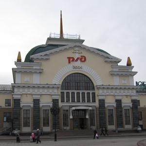 Железнодорожные вокзалы Крапивинского
